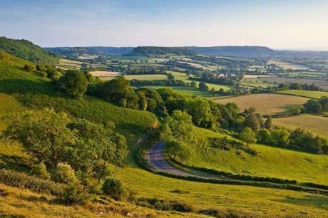 £59 (at Alexandra House) for an overnight 4* Wiltshire break for two people with breakfast and leisure access, or £99 for a two-night stay - save up to 40%
