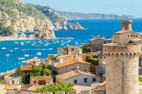 Spagna Tossa de Mar - Hotel GHT Oasis Tossa & Spa 4* a partire da € 68,00. Moderno 4* con spa a pochi minuti dalla spiaggia