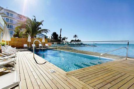 España Ibiza - Hotel Náutico Ebeso 4* desde 188,00 €. En primera línea de mar con media pensión