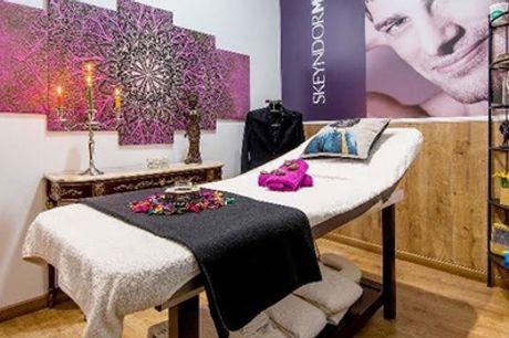 Masaje de 30 o 60 minutos a elegir entre diferentes disciplinas desde 16,95 € en The Men's Hair Club