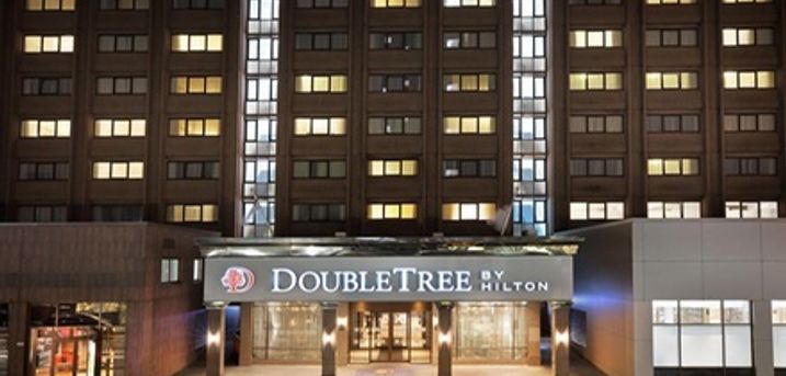 Glasgow: pernottamento in camera Queen per 2 persone presso il Doubletree By Hilton Hotel Glasgow Central 4*