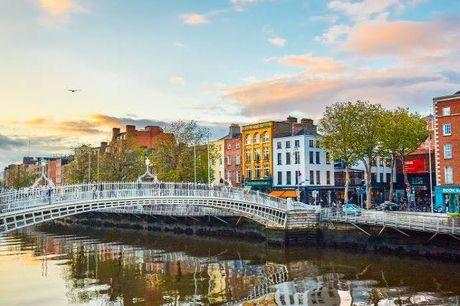 Die Highlights von Dublin und Belfast, Dublin & Belfast, Irland