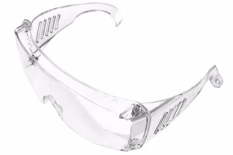 Splash, Fog, & Dust Proof Protection Goggles. High transparency anti spit, splash, and dust, waterproof, anti-impact.Isolate viruses, reduce risks.Lightweight material, no pressure on wearing, comfortable nose bridge design.ideal for work preventing vi