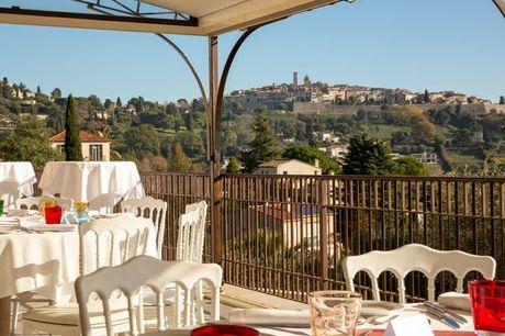 Hôtel Alain Llorca 4* - 100% remboursable, Saint-Paul-de-Vence, Côte d'Azur - save 44%
