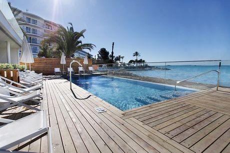 Spagna Ibiza - Hotel Nautico Ebeso 4* fino a  70%. Moderno 4* sulla Spiaggia di Figueretes