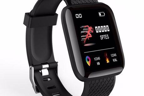 Sport Smart Armbanduhr. Sofortiges Empfangen und Beantworten von Nachrichten. Zähle deine Schritte, um sicherzustellen, dass du täglich deine 10.000 Schritte machst. Überwacht deine Herzfrequenz, damit du die Intensität deines Trainings messen kannst. Ver