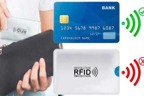 RFID-kortbeskyttelseshylster