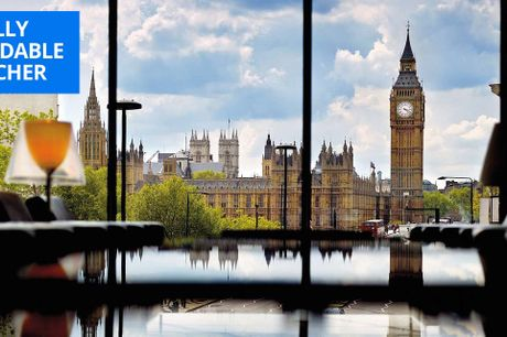 £99 & up -- Central London riverside hotel stay, save 48%
