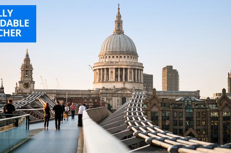 £89 & up -- Central London 4-star hotel stay, 47% off