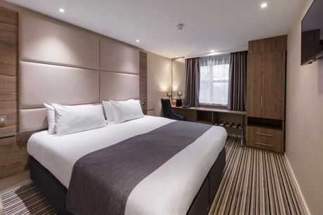 From £69 (at Holiday Inn York City Centre) for an overnight stay for two with breakfast, a glass of Prosecco each and late checkout - save up to 37%