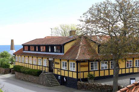 Hotel Pepita på Bornholm: 4 dage i september inkl. morgenmad og middag!. Få 4 skønne dage i september inkl. morgenmad og middag