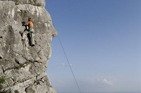 Sozinho ou com amigos, aventure-se numa nova experiência. Na Verticalis, actividade de iniciação à escalada (4h) a partir de 44,90€