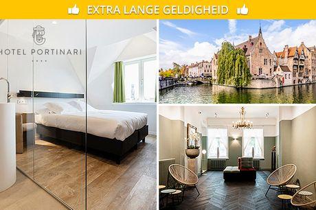 2 overnachtingen voor 2 in hartje Brugge