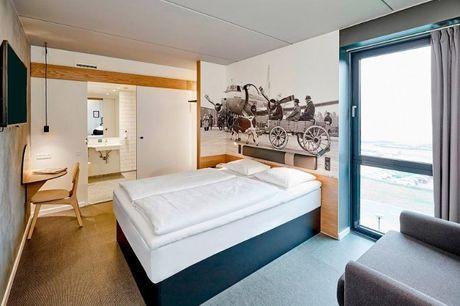 Zleep Hotel Billund inkl. 1 eller 2 nætter og morgenmad - god til familien!. Miniferie i Billund inkl. 1 eller 2 nætter og morgenmad - tæt på Legoland, Lalandia og WOW Park