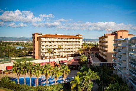 España La Pineda Salou - Ohtels La Hacienda 4* desde 67,00 €. Costa Dorada en media pensión y 1 niño gratis