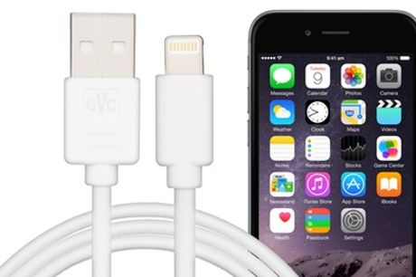 1m or 3m Charger Cable for iPhone or iPad