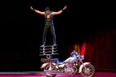 Continental Circus Berlin, Inner Circle Ticket, 4 - 20 September, Plymouth (Up to 50% Off)