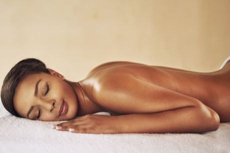 Choice of One-Hour Massage at The Fitness Club Central (45% Off)