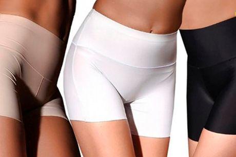 Shaping pants giver perfekte former lige til at bære under kjoler og skørter