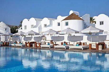 Grecia Thira - Nikki Beach Santorini 5* a partire da € 329,00. Stiloso Lifestyle Resort 5* con spiaggia privata