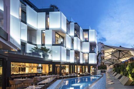 Spagna Ibiza - Sir Joan Hotel 5* - Adults Only a partire da € 146,00. Una parentesi di tranquillità in 5* di design nel cuore di Ibiza