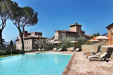 Italia Umbria - Borgo dei Conti Resort 5* a partire da € 163,00. Esclusivo resort 5* di charme con spa