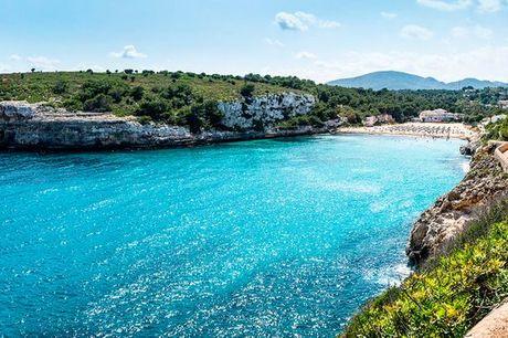 Spagna Palma di Maiorca - Hotel Blau Porto Petro Beach Resort & Spa 5* a partire da € 125,00. Esclusivo hotel spa 5* affacciato sul Mediterraneo