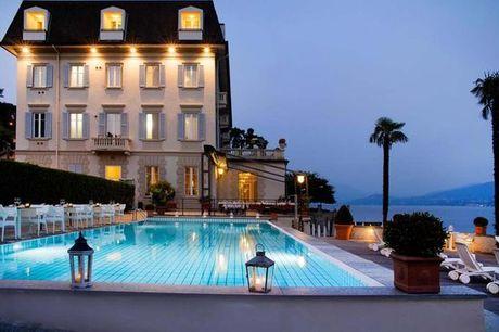 Italia Ghiffa - Hotel Ghiffa 4* a partire da € 195,00. La tranquillità del Lago Maggiore in elegante 4*