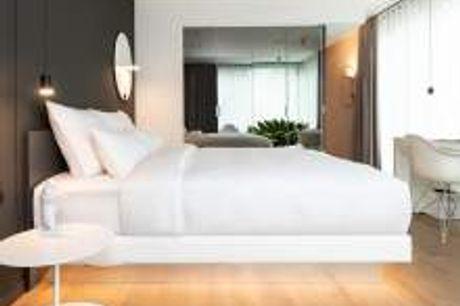 HRS-Deal. In unserem Hotel steht die Ästhetik des Wesentlichen im Mittelpunkt. Klare Formensprache, ruhige Farben und hochwertige Materialien sorgen für Ruhe, Einkehr und die Schönheit des Augenblicks.