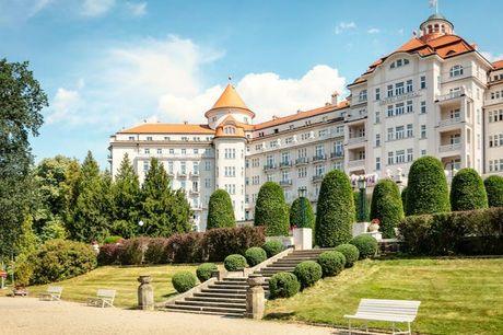 Preisgekrönt: Tschechiens führendes Spa-Hotel - Kostenfrei stornierbar, Hotel Imperial, Karlsbad, Tschechische Republik - save 23%
