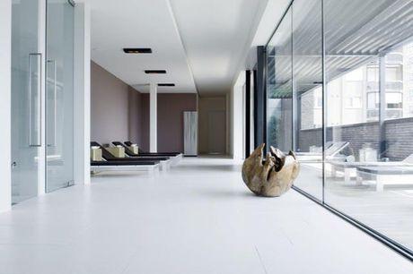 Erlebnishotel mit Dachgarten & Luxus-Spa - Kostenfrei stornierbar, Carbon Hotel, Genk, Flandern, Belgien - save 46%
