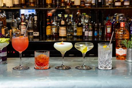 74% off four cocktails at Boisdale. What do you get? Four cocktails at a popular live music venue Choose from twelve cocktails Pay just £4 per cocktail Time Out says: There's no denying that cocktails in London are a treat
