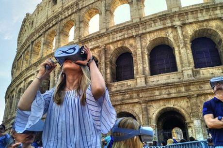 Visita guidata o audio-guida 3D del Colosseo più biglietto Salta la fila con Ancient And Recent