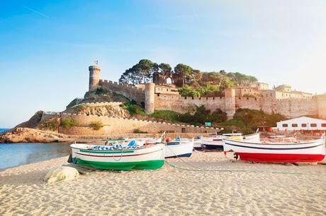 España Tossa de Mar - GHT Sa Riera 4* desde 40,00 €. Escapada entre acantilados y calas y 1 niño gratis