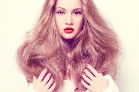Haircut and Blow-Dry with Optional Treatment or Half-Head of Foils or Full-Colour at The Arch (Up to 66% Off)