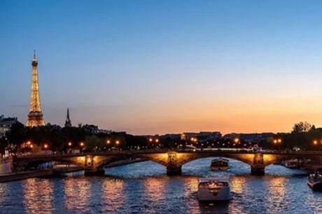 Paris: Doppelzimmer für 2 Personen, Deluxe-Zimmer für 3 Personen oder Suite für 4 Personen im 4* Hotel Gramont