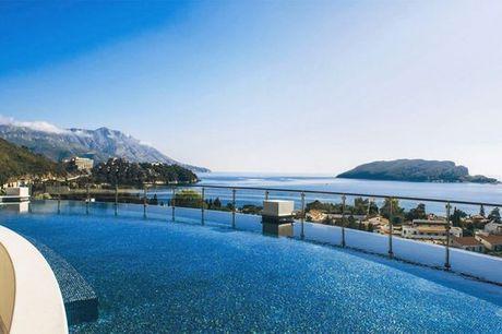 Montenegro Budva - Slavija Budva Hotel 5* desde 155,00 €. Un descanso con vistas y Todo Incluido opcional