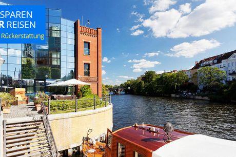 Boutique-Hotel in Berlin mit Spreeblick. Laut der Zeitung The Telegraph gehört das Hotel Ameron Abion Villa zu den 10 besten Boutique-Hotels in Berlin. Auch Travelzoo-Mitglieder sind begeistert und vergeben Bestnoten