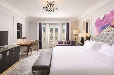 España San Sebastián - María Cristina 5* Luxury Collection desde 160,00 €. Hotel histórico en Premium con vistas al río