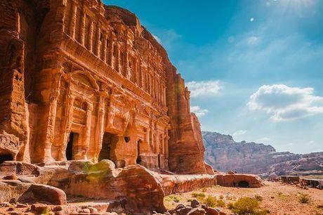 Jordania Ammán - En el corazón de las maravillas jordanas 4* con opción a Wadi Rum desde 855,00 €. Circuito mágico de 7 noches con experiencias increíbles y guía