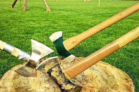£17 for a one-hour axe throwing experience for one person at Firefly Activities, Kent. £34 for two-people - save up to 15%