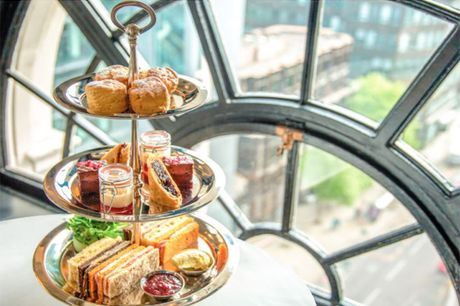 £39 instead of £68 for an afternoon tea for two people with a glass of Prosecco each at the 5* Hotel Gotham, Manchester city centre - save 43%