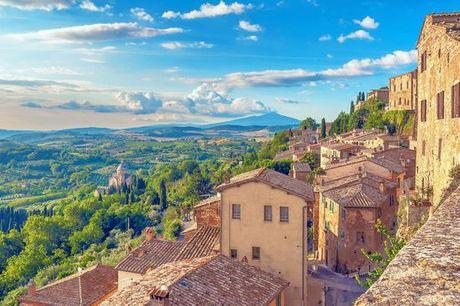 Italia Montepulciano - Dimora Danesi Bellarmino a partire da € 50,00. Soggiorno in dimora storica nel cuore di Montepulciano