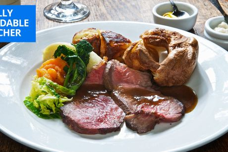 £29 -- Sunday lunch w/prosecco for 2 in Crouch End