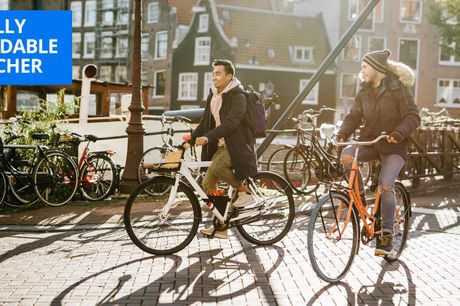 £109 & up -- Deluxe Amsterdam loft stay for 2, save 35%