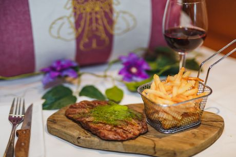 Get a two- or three-course meal and a drink from £14 at Wild Heart