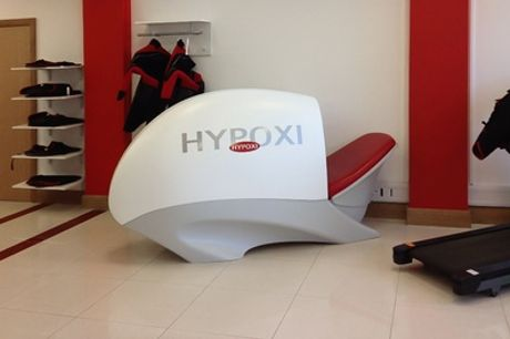 Hypoxi: One, Three or Six Sessions at Teddy's Girls Beauty Parlour