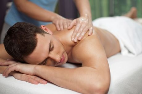 Choice of 30-Minute Back or 45-Minute Full-Body Massage at First Choice Therapy (Up to 40% Off)