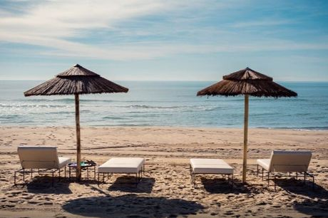 Boutiquehotel mit Privatstrand in Kampanien - Kostenfrei stornierbar, Cumeja Beach Club & Hotel, Baia Domizia, Kampanien, Italien - save 37%