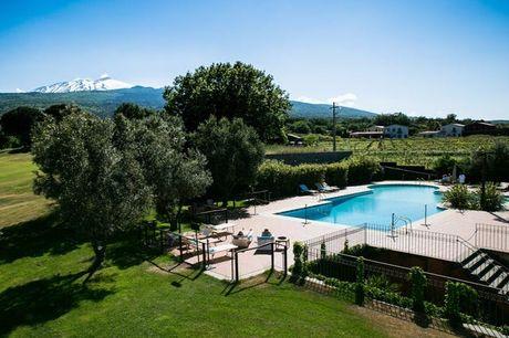 Sizilien: Erholung, Golf & der Ätna - Kostenfrei stornierbar, Il Picciolo Etna Golf Resort & Spa, Rovittello, Sizilien, Italien - save 38%